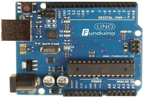Cartes Arduino originales et compatibles, quelles différences ?   Ressources pour la Technologie au College   Scoop.it