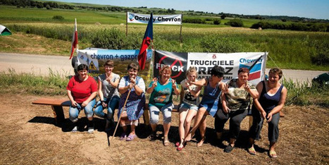 SCISSION: POLISH FARMERS: THE LAST LINE OF RESISTANCE TO FRACKING OUTRAGE   Occupy Chevron   Scoop.it