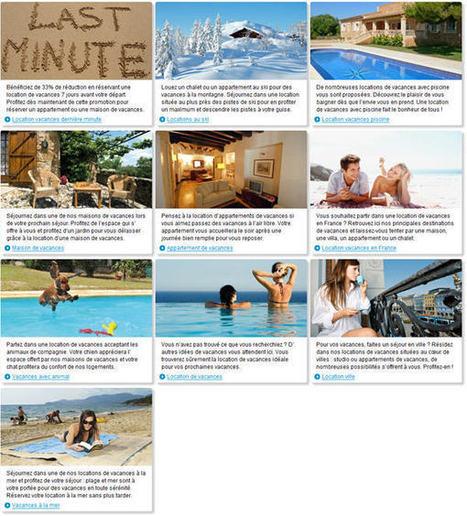 Interhome Idées pas cher de Location de Vacances | location-vacances | Scoop.it