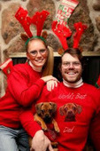 Bunny's Blog: Enthusiastic Pet Lovers Celebrate the Season with Holiday Photo Caption Contest | Pet News | Scoop.it