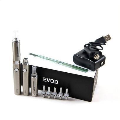 Purchase Kanger EVOD | Complete Ecig Starter Kit - Stainless | Electronic Cigarettes | Scoop.it