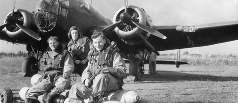 How Bomber Command Helped Win The Battle Of Britain | 460 Squadron - Bomber Command: 1942-45 | Scoop.it