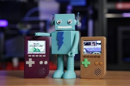 Pocket PiGRRL: is that an emulator in your pocket? - Raspberry Pi | [OH]-NEWS | Scoop.it