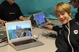 Minecraft at Iolani | Cuppa | Scoop.it