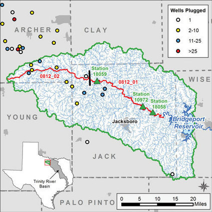 Texas: West Fork Trinity River   Nonpoint Source Success Stories   US EPA   Trinity River Basin   Scoop.it