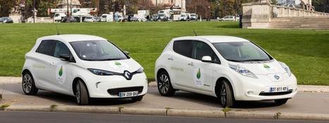 90 nouvelles bornes pour la COP21 | Infogreen | Le flux d'Infogreen.lu | Scoop.it