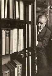 La Jornada: Fanático de Borges recrea en línea su biblioteca infinita | Formar lectores en un mundo visual | Scoop.it