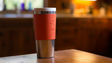 Scientists invent the perfect coffee mug | Writing and Other Crazy Stuff | Scoop.it