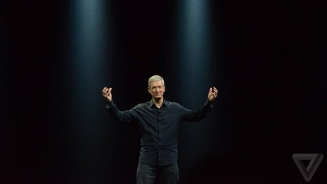 Apple's two-hour WWDC keynote in 10 minutes | Is the iPad a revolution? | Scoop.it