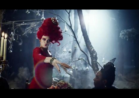 Un spot de noël féérique à la Tim Burton pour M&S   PUBLICITÉS & MÉDIAS   Scoop.it