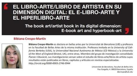 [#EPItecarios] El libro-arte/libro de artista en su dimensión digital | Biblogtecarios | INFORMACIÓN-DOCUMENTACIÓN unileon | Scoop.it
