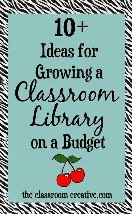 Classroom Reading Nooks Ideas - The Classroom Creative | Classroom Rugs | Scoop.it
