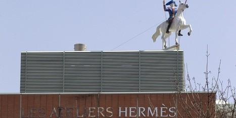 La Cité des métiers Hermès à Pantin décroche l'Equerre d'argent 2014 - Francetv info | habitat logement architecture en SSD | Scoop.it