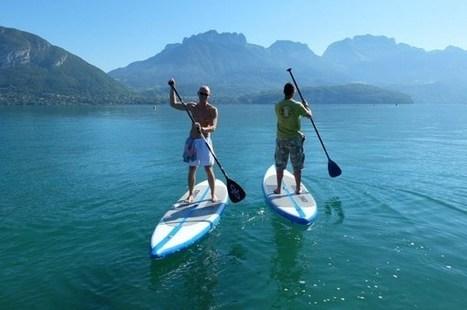 Retour de l'été ! - Location Stand Up Paddle Annecy by NCY SUP | Annecy | Scoop.it