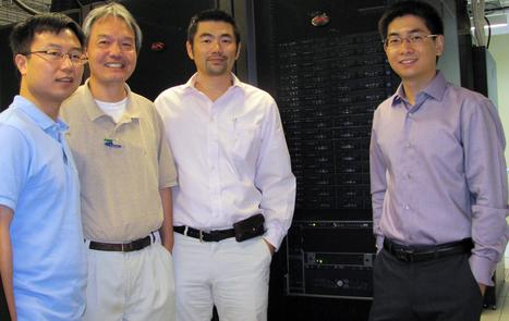 NSF provides cloud computing grant exceeding $100000 - UALR   Cloud Computing   Scoop.it