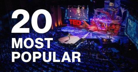 The 20 most popular TED Talks of all time | PositivaMente | Scoop.it