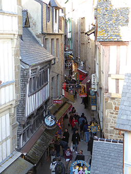 Mont-Saint-Michel Weltkulturerbe der Normandie   Frankreich Tourismus   Scoop.it