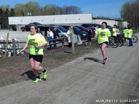 Triathlon inspires special needs students - WLUK Fox 11   Green Bay, Wisconsin ,Pulaski   Scoop.it