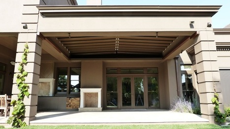Private Residence Toorak | Melbourne Awning Centre | Scoop.it