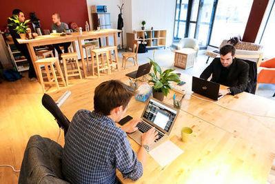Le boom du coworking à Rennes | Site de Rennes, Ville et Métropole | Les Usages démocratique | Scoop.it