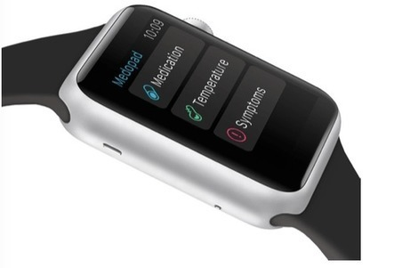 Hospital Pilots Chemotherapy Apple Watch App in London   mHealth- Advances, Knowledge and Patient Engagement   Scoop.it