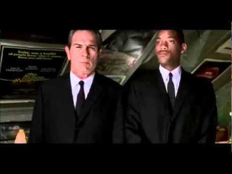 MEN IN BLACK' 3-D - OFFICIAL TRAILER 2012 | Machinimania | Scoop.it