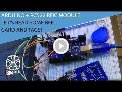 How to use the RC522 RFID module with an Arduino - Tutorial | Raspberry Pi | Scoop.it