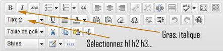 Publier correctement un article sous Wordpress - Formation Création Site internet Ecommerce | fans de Wordpress | Scoop.it