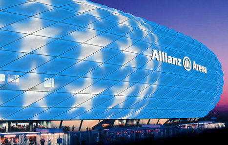 Philips is turning one of Germany's biggest stadiums into a huge ... | The Meeddya Group | Scoop.it