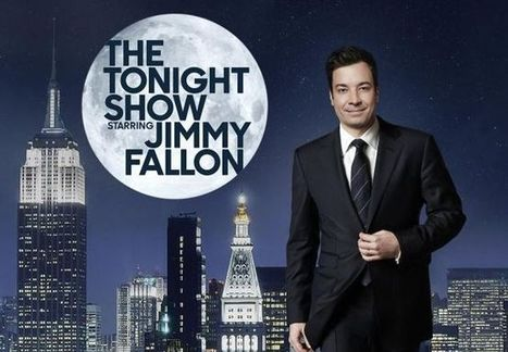 "Jimmy Fallon's ""Tonight Show"" Debut a Hit - ExploreTalent.com 