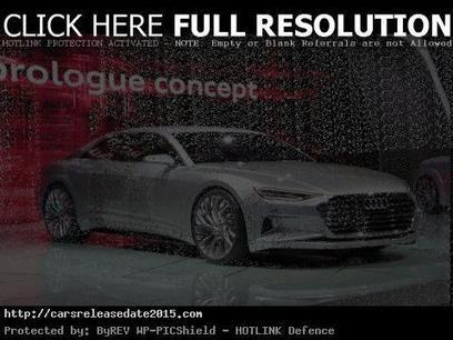 2017 Audi A7 Changes and Price | Cars Release Date | New Cars Release | Scoop.it