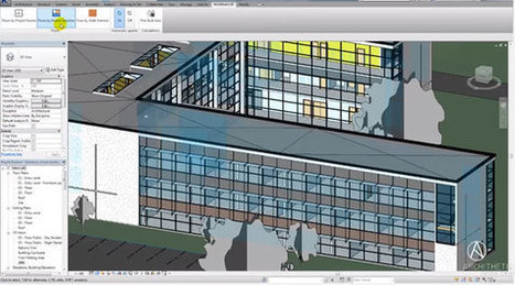 How to complete an architectural project with various Revit Addins | BIM Forum | Scoop.it
