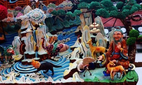 The Ancient Art of Tibetan Butter Sculpting | Culture and Fun - Art | Scoop.it