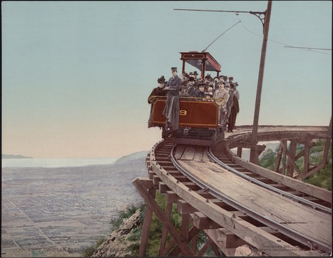 American Vacations of the 1900s in Color | Navigate | Scoop.it