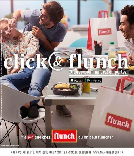 Flunch s'emporte grâce à Click & Flunch | FLUNCH NEWS | Scoop.it