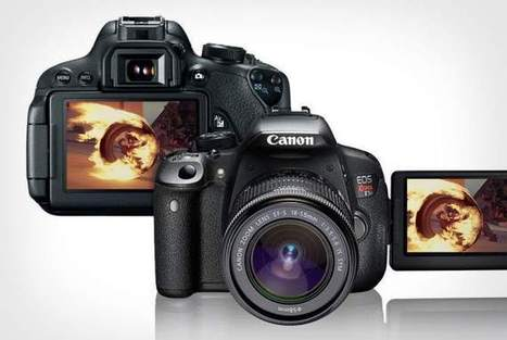 Some of the finest DSLR Cameras on offer   Electronics news   Scoop.it