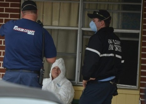 Hazmat Emergency at Bunnell's Budget Motel Over: Suspicious Powder Was ... - FlaglerLive.com | Hazardous Materials Training | Scoop.it