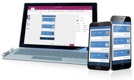 Microsoft lanza Preview pública de PowerApps para crear aplicaciones sin escribir código | FujiX | Scoop.it
