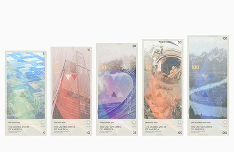 travis purrington proposes radical redesign of US dollars   What's new in Visual Communication?   Scoop.it