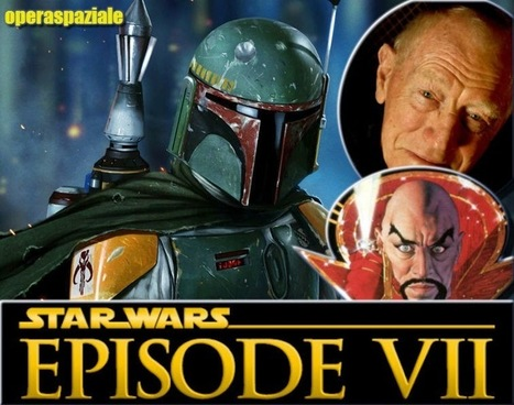 Max von Sydow sarà Boba Fett in Star Wars 7? - Space Opera | WEBOLUTION! | Scoop.it