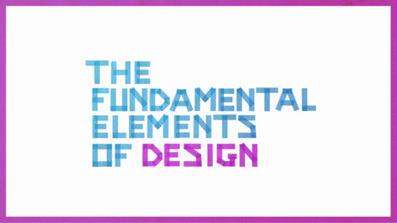 The Fundamental Elements of Design, by Erica Gorochow & Karl Sluis - Core77 | Message Design | Scoop.it