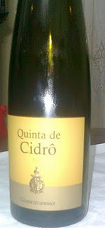 Fala & Come: Quinta do Cidrô Gewurztraminer 2010 | Wine Lovers | Scoop.it