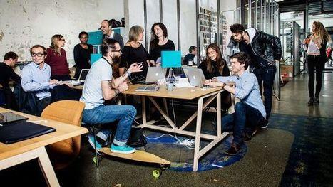 L'essor du coworking bouleverse l'immobilier d'entreprise - L'Express | espace coworking de LOCHES | Scoop.it