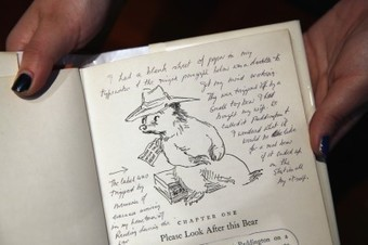 Peggy Fortnum, artist who brought Paddington Bear to life, dies at 96 | Graphic Facilitation and Sketchnoting | Scoop.it