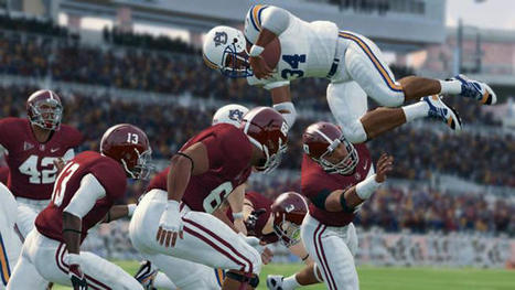 """EA Sports Says Last """"NCAA Football"""" Sheds """"Staleness"""" of Franchise - NBC Bay Area 