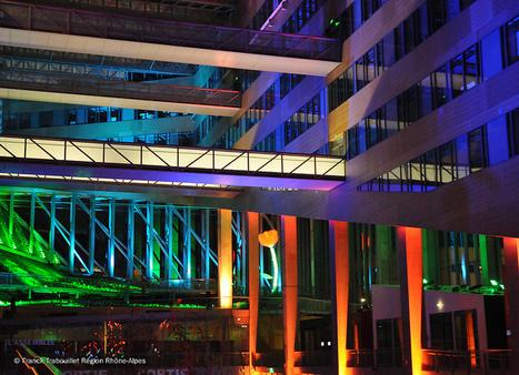 LYonenFrance.com: Lyon vue du ciel, retours sur la fête des lumières, Numelyo, les Anooki... | LYFtv - Lyon | Scoop.it