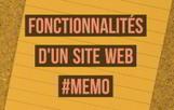 Mémo : 30 fonctionnalités pour votre site Internet   Médiations Numériques   Scoop.it