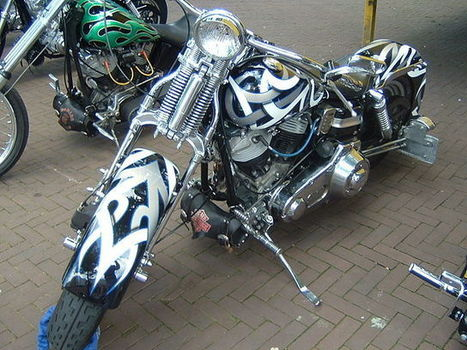 Motorcycle Mania: What Makes Motorbikes So Popular?   Utah Harley Davidson   Scoop.it