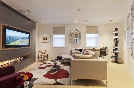 House for sale in Hanway Street, Fitzrovia, London, W1   Sandfords   Marylebone Property   Scoop.it