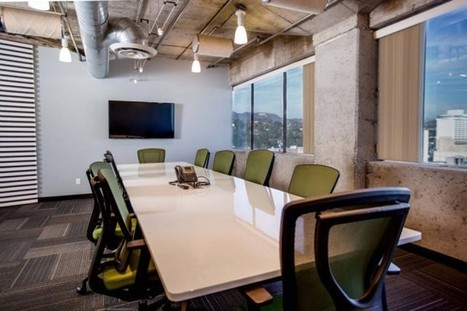 Your Open Office in the Trendy Coworking Space Is Not Making You More Productive | Executive Coaching Growth | Scoop.it